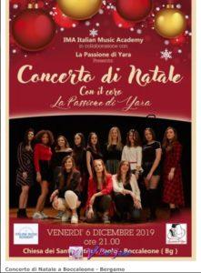Concerto di Natale Boccaleone