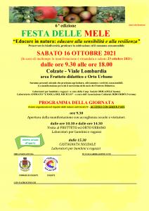 Comune Colzate: Festa delle Mele